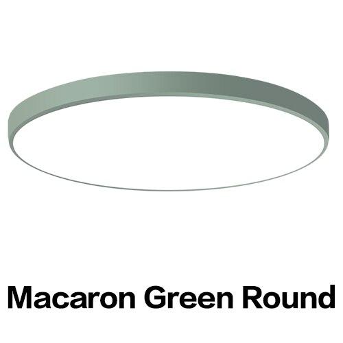 Macaron Green