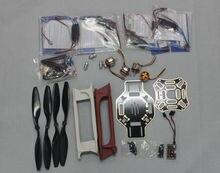 JMT RC 4 essieu Multi heli UFO ARF/Kit: F450 + QQ Conseil Contrôleur de Vol + Moteur + HOBBYWING ESC F02192-I