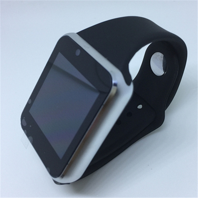 Bluetooth Sport Pedometer With SIM Camera Smart Watch For Android Smartphone 4