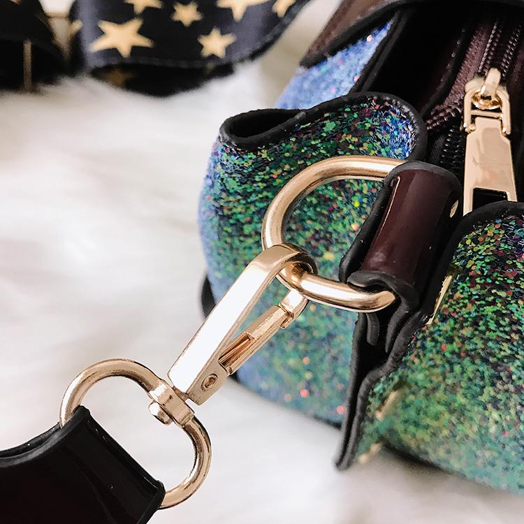 Women Patchwork Handbag Crossbody Bag Soft Leather Square Casual Ladies Chain Shoulder Girl Chain Messenger Satchel Bag louis 22