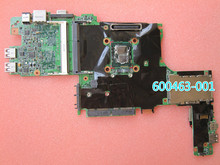 free shipping ! 100% tested 600463-001 board for HP 2740p laptop motherboard with for Intel cpu I5-520M