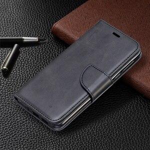 Image 2 - Estojo De Couro Vintage para Nokia 3.2 1 Mais 4.2 7.1 5.1 3.1 2.1 6.1 5 6 3 Estande Tampa Articulada casos de Telefone Titular do Cartão da carteira Magnética
