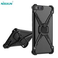Newest Nillkin Case For Xiaomi Mi6 Cover Bumper 5 15 DIY Aluminum Alloy Back Cover For
