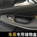 Cartão de Caixa de Luva de Armazenamento Caixa de Braço carro Maçaneta Da Porta Da Frente Suporte do telefone Para O Benz A180 A200 A260 A250 A220 CDI/A45 AMG