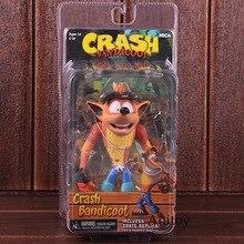Figura Crash Bandicoot en PVC