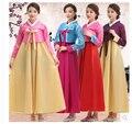2016 зимние японский юката продажа полный японский корейский ханбок женщин традиционный костюм вышивка дамы танцуют юката clothi