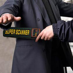 Высокая чувствительность Портативный Ручной безопасности металлоискатель сканеры инструмент Finder dedektor безопасности устройства для