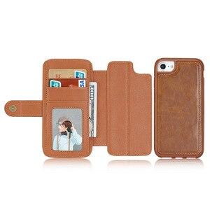 Image 5 - 15 шт. мягкий чехол из ТПУ и искусственной кожи для карт для iPhone X, бумажник, слот для кредитных карт, задняя крышка для iPhone 10 2018, противоударные чехлы для телефонов