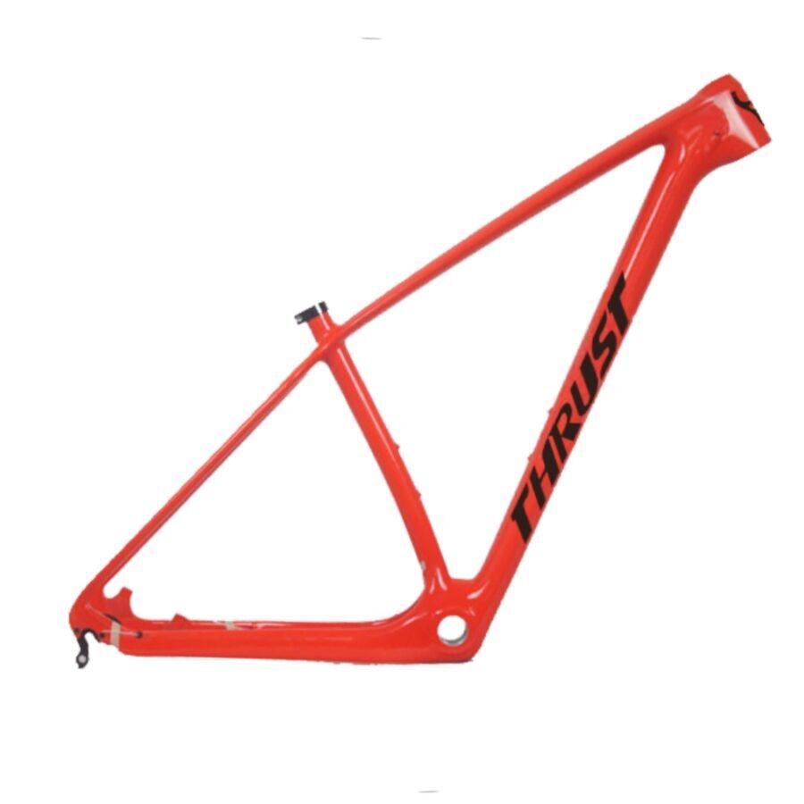 2017 Brand New THRUST 29er Carbon Fiber Mountain Bicycle Frame, Super light Carbon MTB Frame 29ER - 15/17/19INCHES
