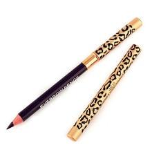 Wholesale New 120pcs Waterproof Makeup Beauty Eyebrow Pencil Brush Eyebrow Enhancer Longlasting Eye Pencil + Brush Metal Casing