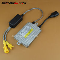 2014 New 12V AC 55W Premium Quick Start Fast Bright Digital Slim Ballast Replacement Reactor Ignition