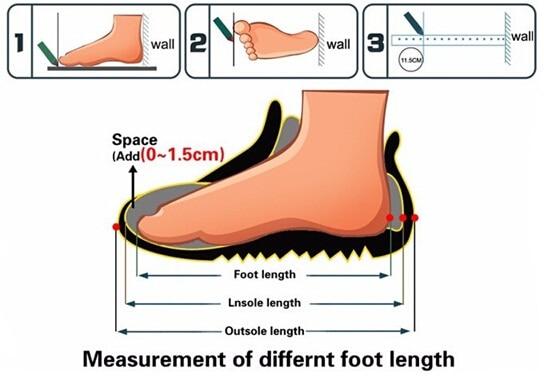 عارضة TuoYAO حذاء المرأة 2