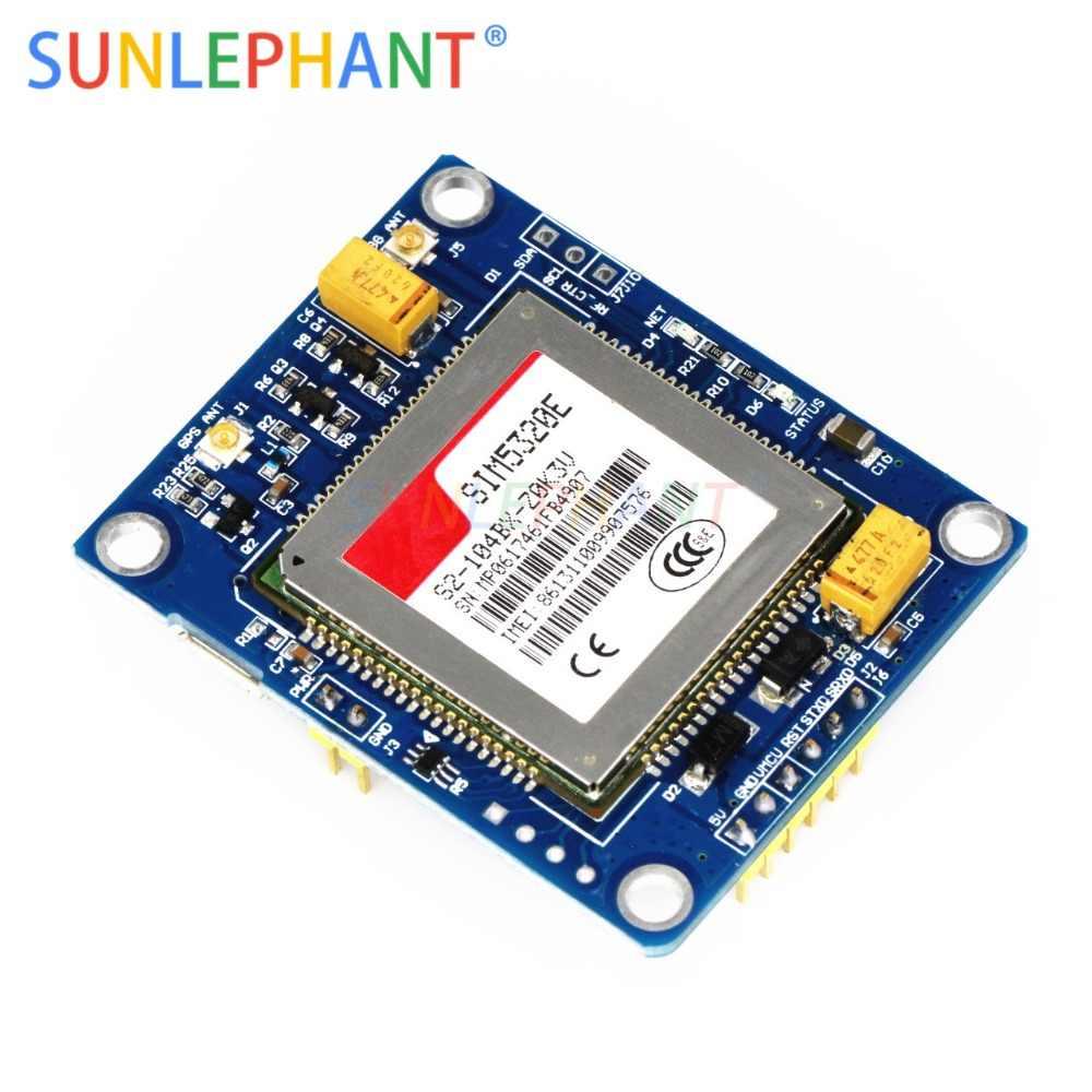 SIM5320E 3g Modulo GSM GPRS GPS Moduli per Arduno 51 AVR MCU