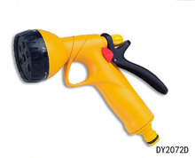 Large car wash high pressure water gun household washing watering garden tools single water gun dy2072d