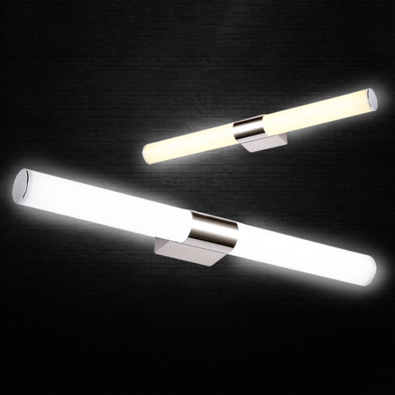 Lixf-8w Warm White Makeup Led 40 Leds Mirror Led Bathroom 880lm Ac 220v Switch Wall Light Led Lamps