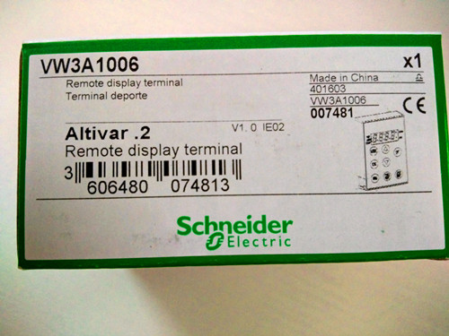 New original authentic Schneider VW3A1006