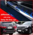 Разные! для Hyundai Santa Fe 2013 2014 2015 2016 новые подножку подножка бар, соответствовать этот автомобиль только, три цвета