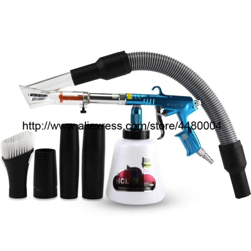 2 in 1 Bearing Tornador Air Car Cleaning Tools Gun High Pressure Car Washer