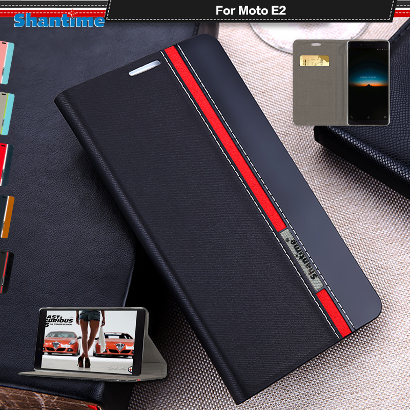 Pu Leather Wallet Phone <font><b>Case</b></font> For <font><b>Motorola</b></font> <font><b>Moto</b></font> <font><b>E2</b></font> Flip Book <font><b>Case</b></font> For <font><b>Motorola</b></font> <font><b>Moto</b></font> <font><b>E2</b></font> Business <font><b>Case</b></font> Soft Tpu Silicone Back Cover image