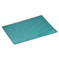 A3 Size PVC Cutting Mat Green Cutting Pad Patchwork Cut Pad A3 45 30 0 3cm