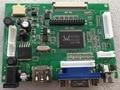 Novo 7 polegada polegadas tela de LCD AT070TN90 50PIN comum/92/94 placa de motorista com entrada HDMI Carro B4-004