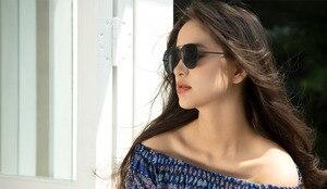 Image 5 - Солнцезащитные зеркальные линзы Xiaomi Mijia, брендовые нейлоновые очки Turok Steinhardt TS с защитой UV400, поляризационные очки из нержавеющей стали для путешествий и активного отдыха, для мужчин и женщин