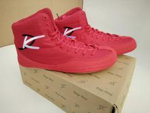 3 colors Lovers boxing wrestling shoes