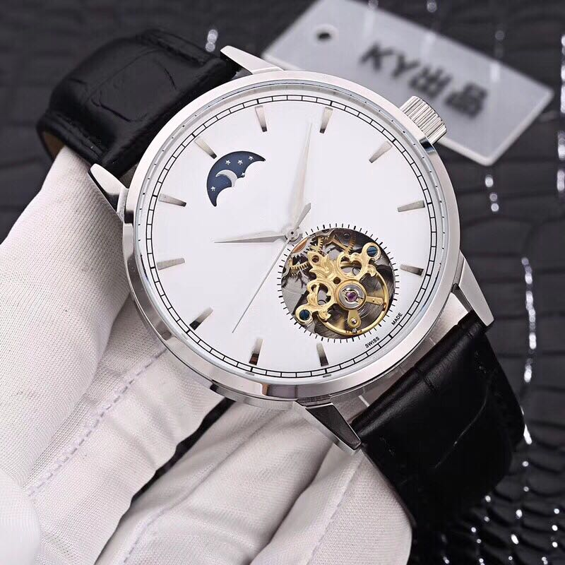 WC08157 Mens Watches Top Brand Runway Luxury European Design Automatic Mechanical Watch цена и фото