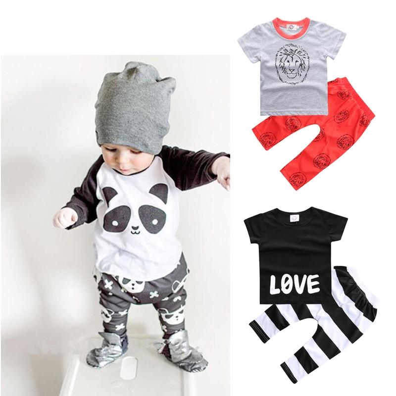 Для детей осенняя одежда для девочек комплекты пижамы для маленьких мальчиков и девочек  ...