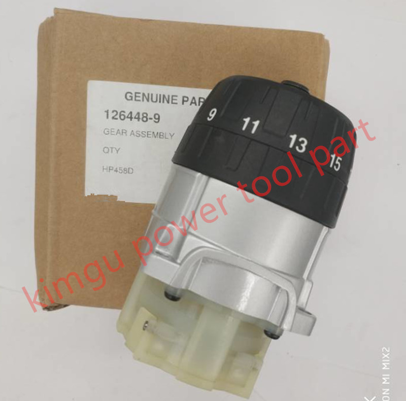 Genuine Gear Box For Makita 126448 9 DHP458 DHP448 BHP458 BHP448 DHP448Z HP458D