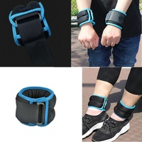 2019 Resistance Ankle Wrist Weights Gym Fitness Wrist Weight Straps Sand Bag Weights Straps for Fitness Walking Jogging Workout