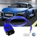 ГОРЯЧАЯ! новое Прибытие ELM327 OBD2 Кабель USB Интерфейс Диагностический Scan Tool Для Audi VW SEAT SKODA scan tool Автомобилей