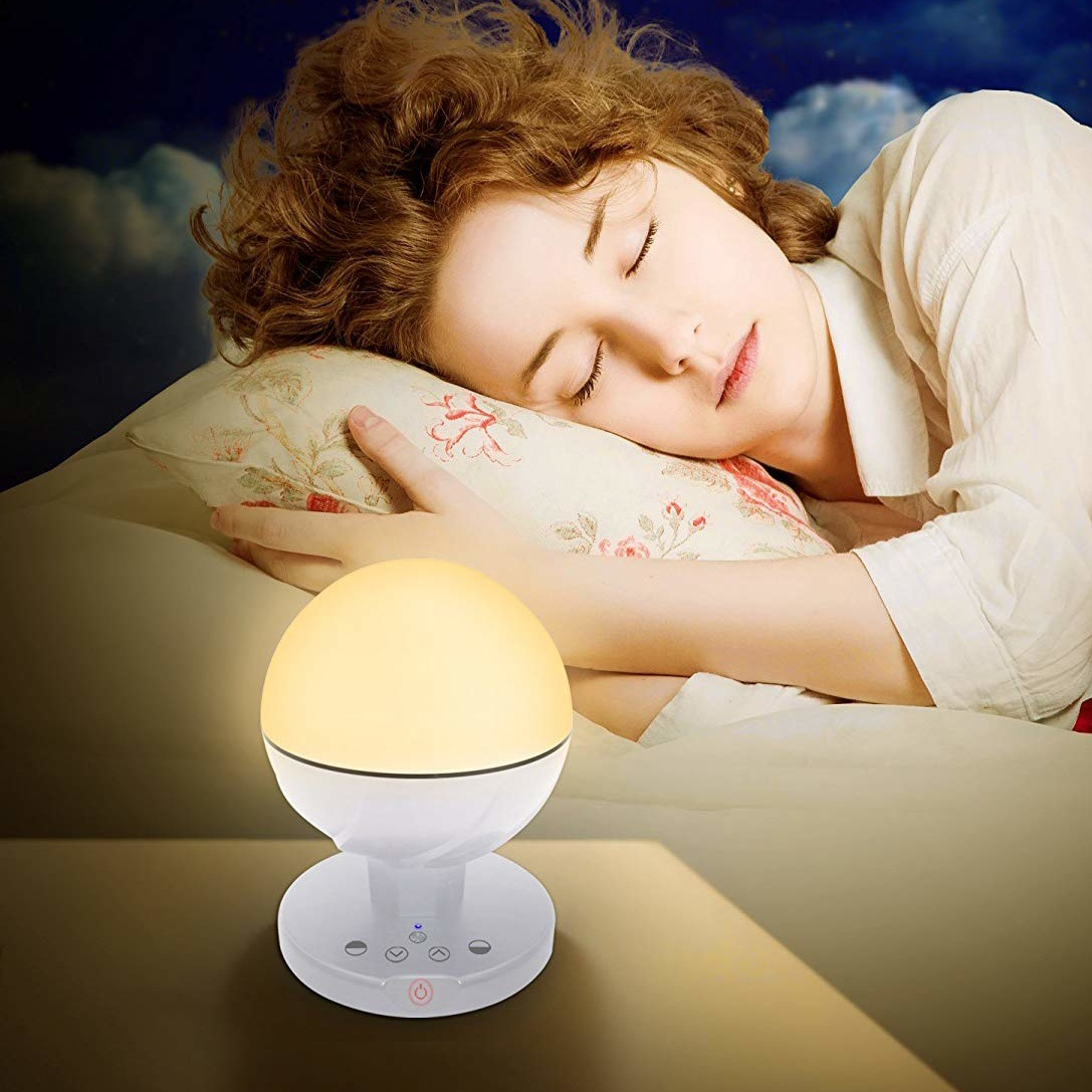 Wenhsin New Exotic Creative Multi-function LED Night Light Bedside Feeding Lamp Camping Light USB Charging Treasure Table Lamp