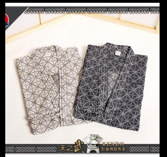 New 100 Cotton Kendo Jackets Aikido Hapkido Shirts Martial Arts Kendo Uniforms Sportswear Kendo Laido Clothings