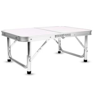 Image 4 - Aluminium Vouwen Camping Tafel Laptop Bed Bureau Verstelbare Outdoor Tafels Bbq Draagbare Lichtgewicht Eenvoudige Regen Proof Gg