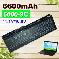 6600mAH 11.1V Battery For dell Inspiron 6000 9200 9300 9400 E1705 XPS Gen 2 I M170 M1710 Precision M6300 M90 Y4873 YF976