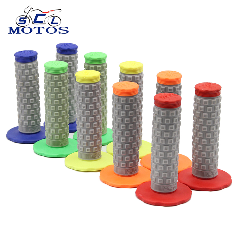 Sclmotos-  Motorcycle High Quality Handle Grip Dirt Pit Bike Motocross 7/8