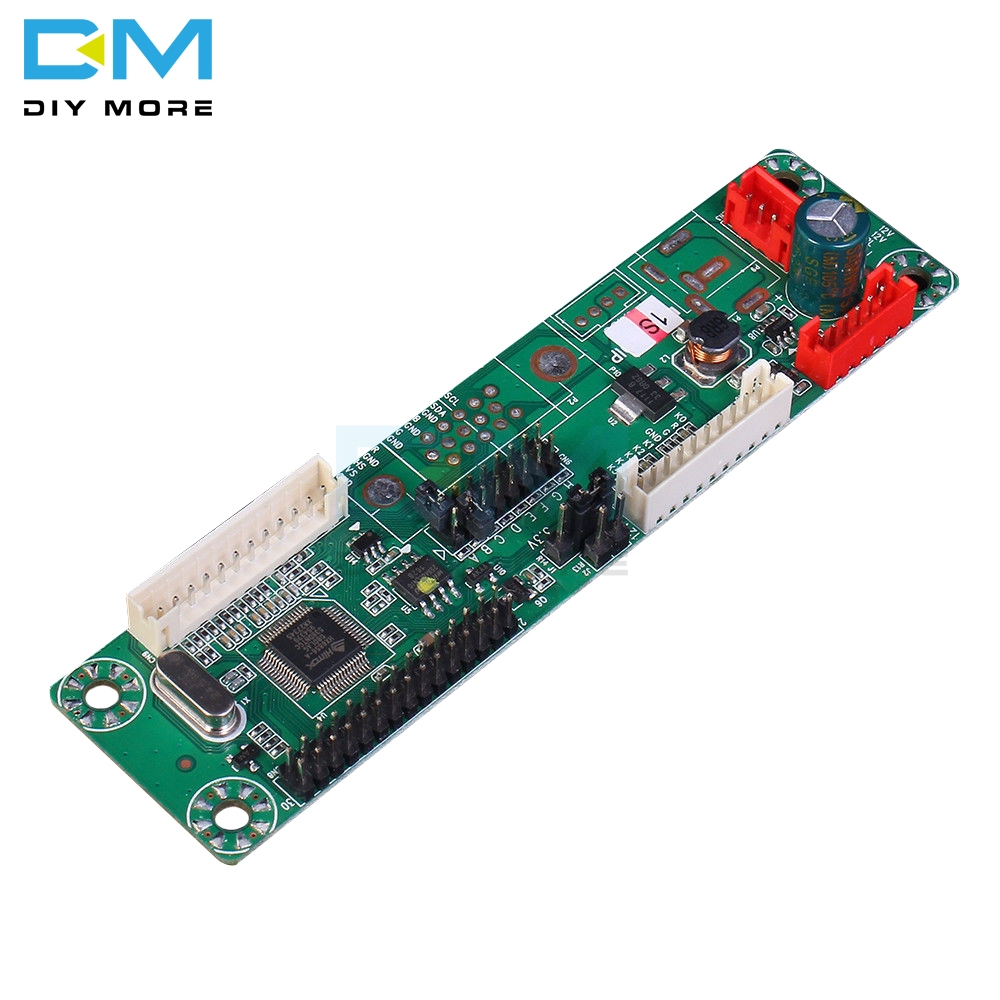 1ch One Channel Vga Video Mt6820 Mt6820-md Hx6820-a Hx6820 V2.0 Universal Driver Drive Board For Lcd Displayer Module For Fhd Extremely Efficient In Preserving Heat Electronic Components & Supplies Integrated Circuits