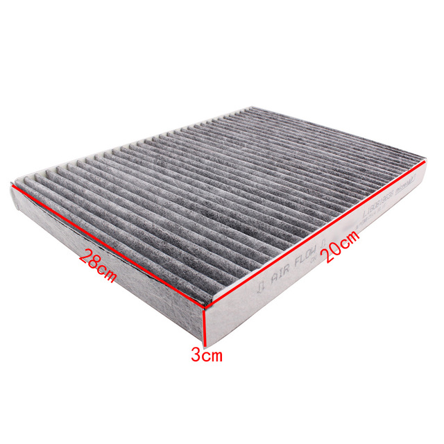 C45383 Carbon Cabin Air Filter 1j0819644a 1h0 819 644 B Fits For