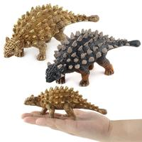 Fun children toy dinosaur World Jurassic dinosaur Saichania nail dragons model toy children intelligence education toys