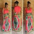 Индийские Платья Сари Настоящее Новое Распродажа Сари Индии Женская Одежда 2016 Отпечатано Национальный Ветер Классический Высокой Упругой Большой Маятник Платье