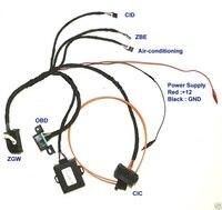 Zündung Emulator zu ZGW Für BMW F01 F02 F10 F18 F25 Fxx CIC CAS4 Zündung AUF