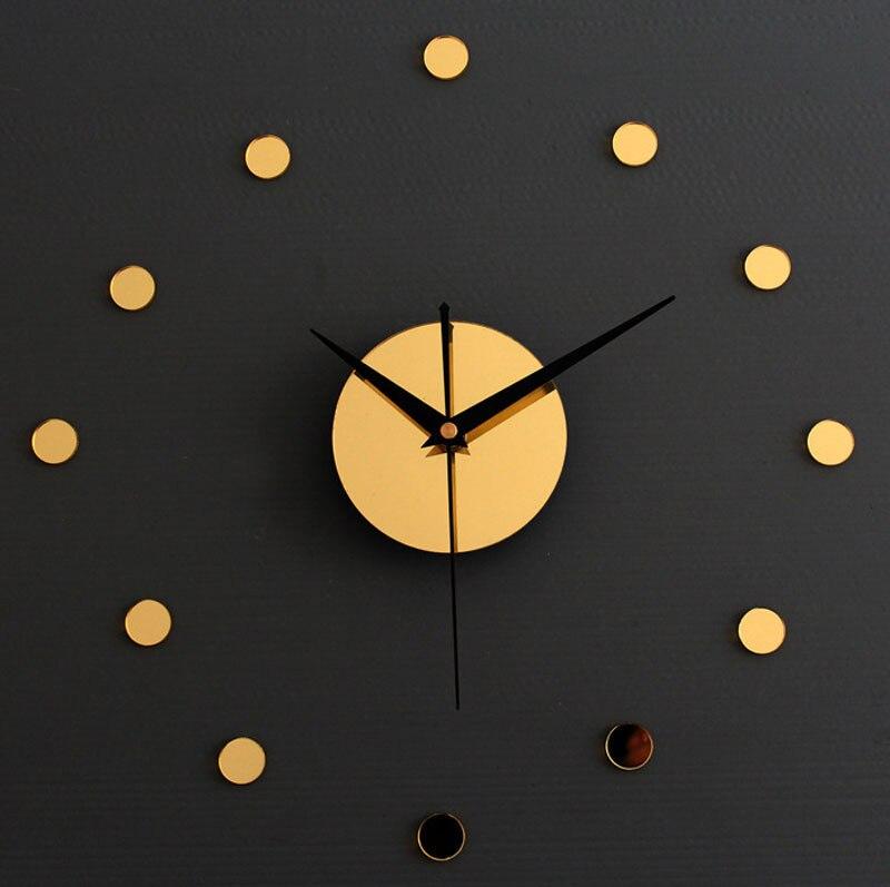 Online Kaufen Großhandel goldene wanduhr aus China goldene wanduhr ...