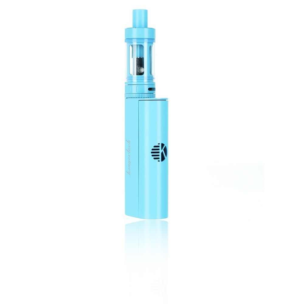 Оригинал Kangertech Subox мини электронная сигарета Vape Комплект 18650 коробка мод с 4,5 мл емкость для жидкости испаритель Vaper cigarro eletronico vaporizador