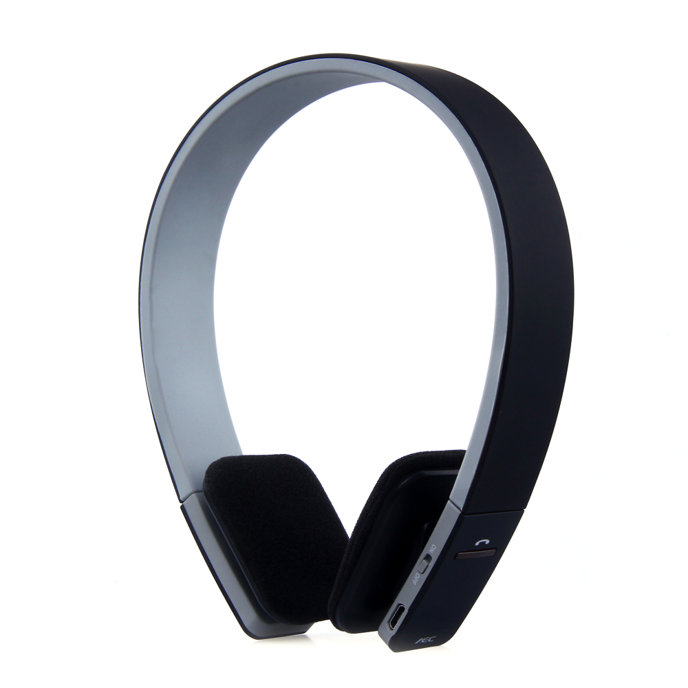 AEC Auriculares Bluetooth Headset Wireless Over Ear Earphone Casque Audio Cordless Headphone with Microphone For mobile phone