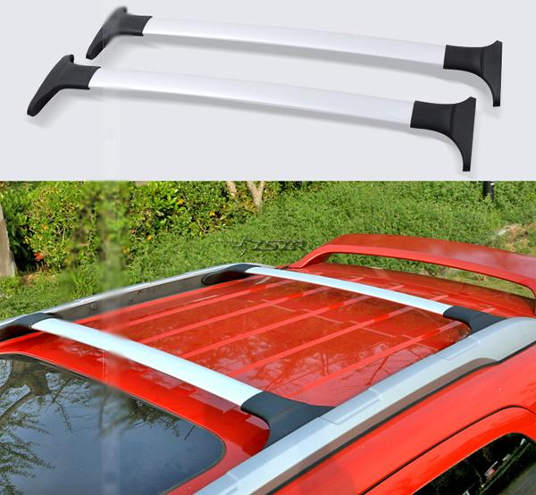 2pcs Set High Quality Suv Car Cross Bar Roof Rack Luggage