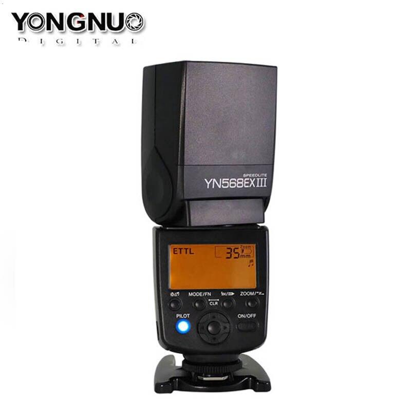 YONGNUO YN568EX III HSS E-TTL Flash Speedlite for Canon Camera 5D Mark IV III  II 7D 6D 80D 70D 60D 800D 750D 700D 1300D T7i T6iYONGNUO YN568EX III HSS E-TTL Flash Speedlite for Canon Camera 5D Mark IV III  II 7D 6D 80D 70D 60D 800D 750D 700D 1300D T7i T6i