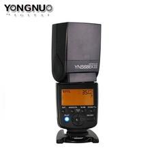 цена YONGNUO YN568EX II YN-568EX II HSS TTL Flash Speedlite for Canon 5DIII 5DII 5D 7D 60D 50D 700D 650D/T4i 600D/T3i 550D/T2i 500D онлайн в 2017 году