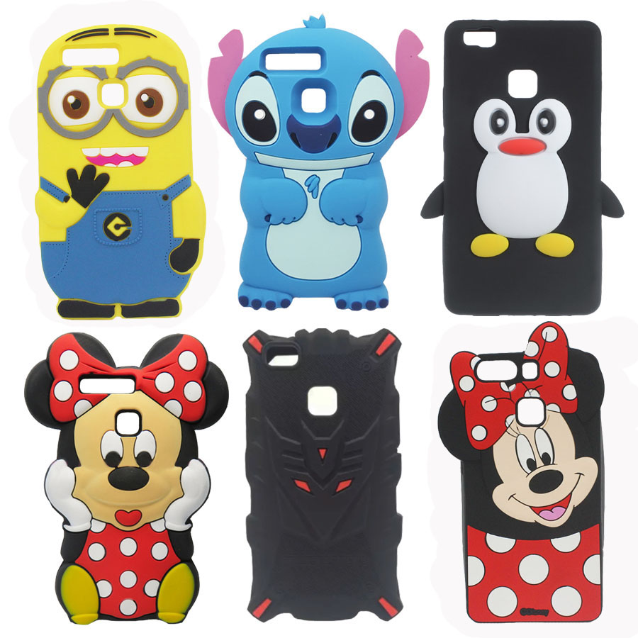 coques huawei p9 lite silicone