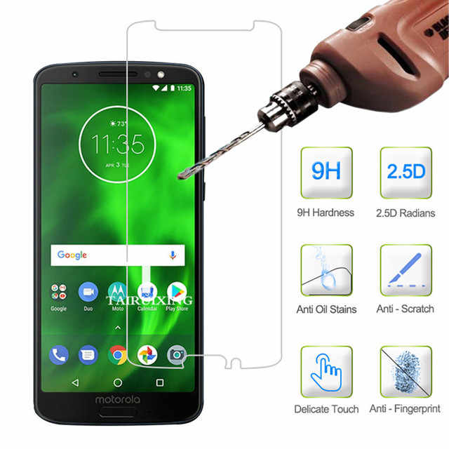 9H Tempered Glass for Motorola Moto G7 Play Screen Protector Protective Glass Film for Motorola G7 Play Protection Glass